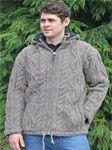Wool hoods